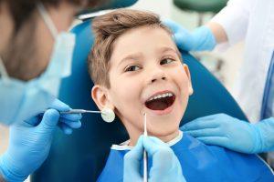 dentista per bambini a Brescia